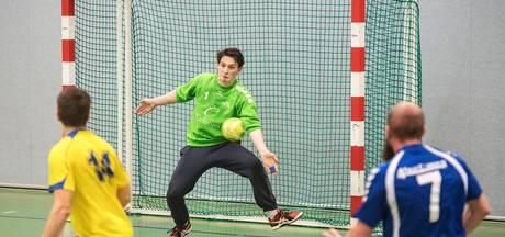 Handballers Hastu zakken verder weg