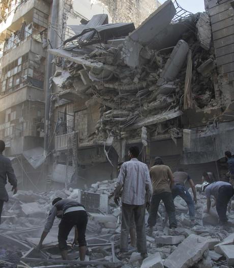 'Syrische leger gebruikte chemische wapens in Aleppo'
