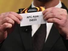 Ajax tegen Legia, AZ treft Olympique Lyon
