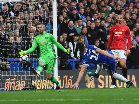 LIVE: 'No happy returns' voor Mourinho in Londen