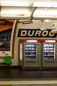Man krijgt openhartoperatie op metrostation Parijs