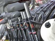 Claudia heeft haar gestolen fiets na zeven jaar terug