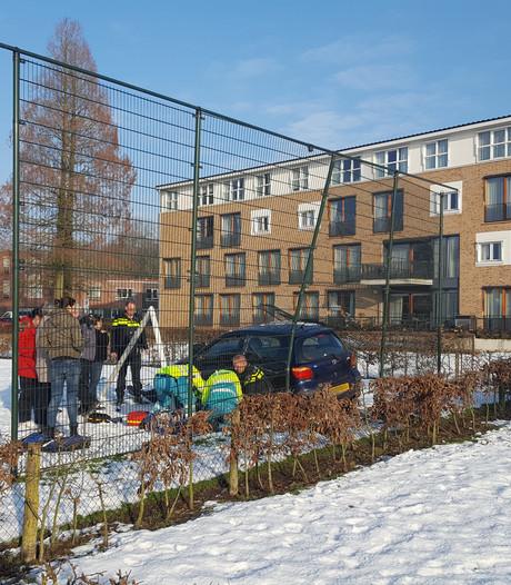 Vrouw gewond bij eenzijdig ongeval in Druten