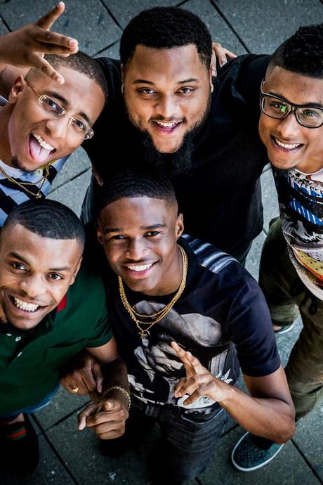 Broederliefde treedt 'het liefst elke dag op in Rotterdam'