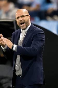 Bosz: Duel met Feyenoord belangrijk, maar niet cruciaal
