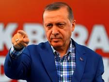 Erdogan: IS en Koerden meedogenloos aangepakt