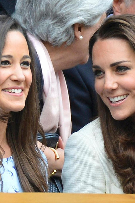 Pippa Middleton gehackt: privéfoto's royal family op straat