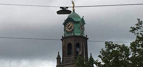 Tijd staat stil op het stadhuis van Rotterdam
