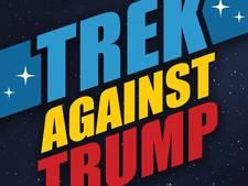 Cast Star Trek spreekt zich uit tegen Donald Trump