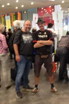 Feyenoord-kleding taboe in Istanboel