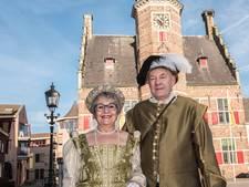 Schoten bij opening jubileumjaar 400 jaar stadhuis Gennep