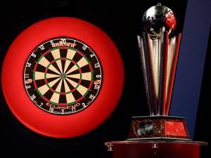Speelschema en dagindeling eerste ronde WK darts