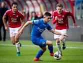 Effectief NEC pakt punt op bezoek bij FC Utrecht