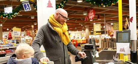 Kerstverkopen supermarkten naar nieuw record