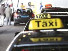 Taxichauffeur beroofd door klant