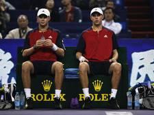 Tennistweeling Bryan niet naar Rio vanwege zika-virus