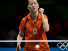 Li Jie bereikt moeiteloos derde ronde op EK