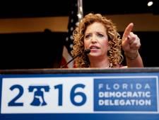 Partijvoorzitter Democraten uitgejouwd na lek Wikileaks