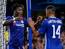 Chelsea, Everton en Liverpool door in League Cup