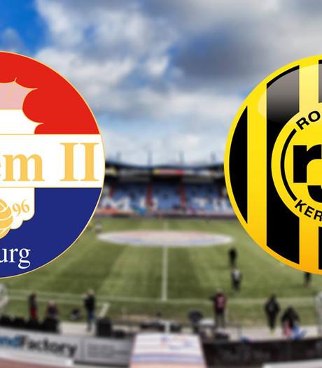 Roda reist af naar Tilburg