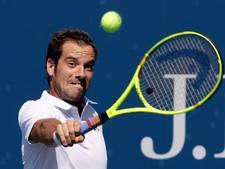 Gasquet laat zich in eerste ronde verrassen op US Open