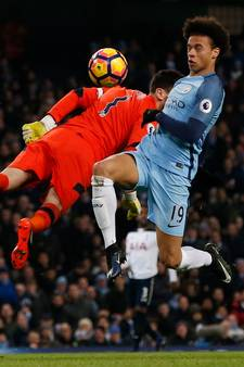 VIDEO: City laat Tottenham Hotspur terugkomen
