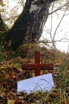 Indrukwekkende laatste memorial voor Alex Wiegmink