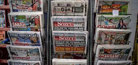 Turkse autoriteiten pakken 130 mediabedrijven aan
