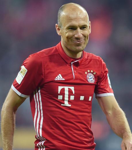 Hummels en Robben met Bayern München mee naar Madrid