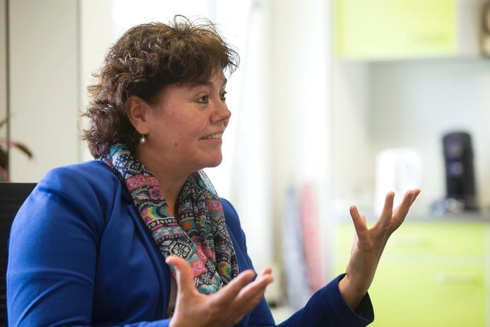 Berthe Udo is teamleider bij de Raad voor Rechtsbijstand in Doetinchem.