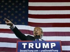 Trump ook 'blij' met verkiezingsnederlaag