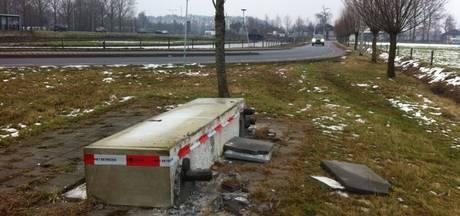 Gestolen beeld De Landman is terug: dief opgepakt
