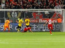 Dortmund kan misstap Bayern niet afstraffen