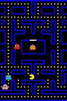 Pacman spelen op de gevel van Rotterdamse iconen