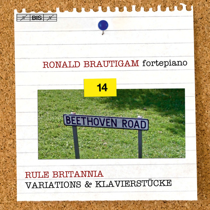 Recensie: Ronald Brautigam - Beethoven, Complete Works for Solo Piano Vol. 14