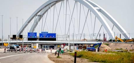 Nieuwe A1 bij Diemen morgen open