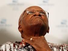 Desmond Tutu in ziekenhuis opgenomen met infectie