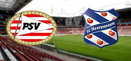 PSV- Heerenveen