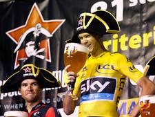 Tourwinnaar Froome wint ook criterium in Aalst