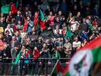 NEC-Vitesse ontsierd door wangedrag fans