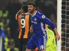 Diego Costa belangrijk voor Chelsea bij rentree na conflict