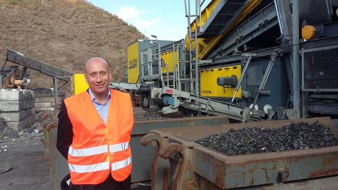Paul Dijkman van Van Gansewinkel Minerals.