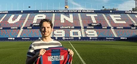 Droomstage Velps voetbaldier bij oude club Johan Cruijff