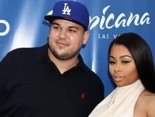 Rob Kardashian wist alle foto's van verloofde op Instagram