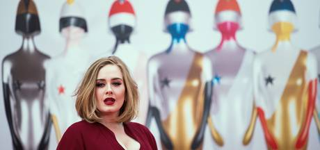 'Adele treedt op tijdens Superbowl'