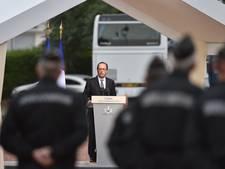 Hollande: kamp in Calais definitief opgeruimd