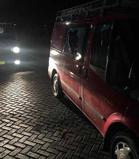Doffe klap leidt naar opengebroken bedrijfsbus in Nijmegen