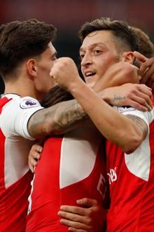 VIDEO: Werelddoelpunten bij Arsenal - Chelsea