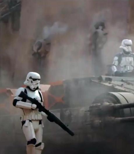 Nieuwe trailer van komende Star Wars-film Rogue One