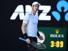 Murray ontbreekt bij Britten voor Davis Cup